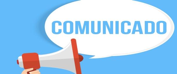 comunicado megafono slide