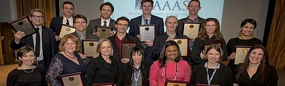 kavli prize periodistas ganadores 2015home