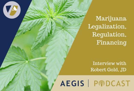 PODCAST WEBSITE Marijuana Legalization, Regulation, Financing