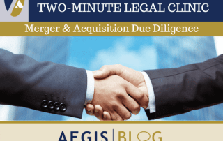 BLOG LINKEDIN Merger & Acquisition Due Diligence