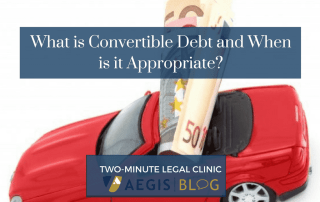 BLOG website image What is Convertible Debt and When is it Appropriate-
