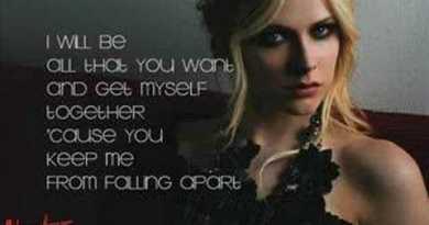 Avril Lavigne / Leona Lewis – I Will Be