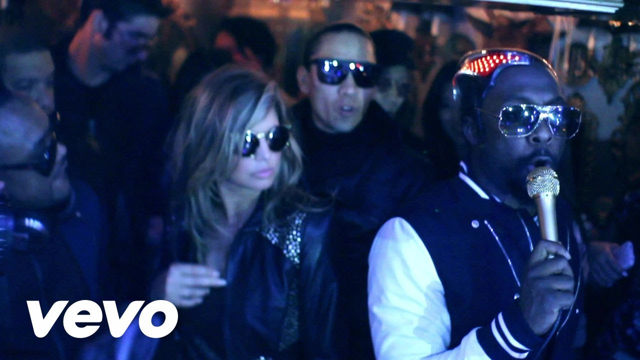 Black Eyed Peas – Just Can't Get Enough