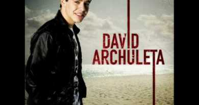 David Archuleta – Touch My Hand