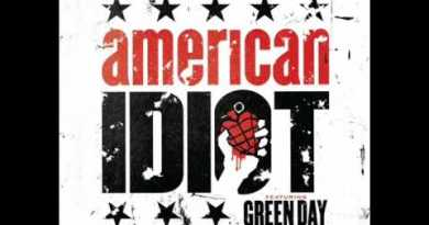 Green Day – When It's Time