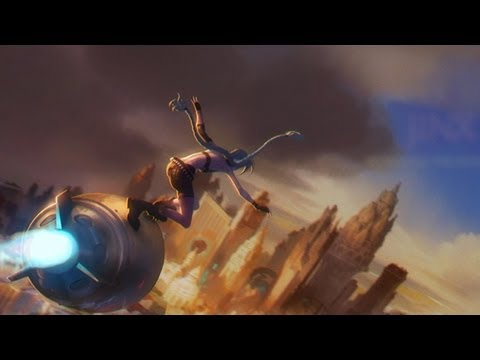 League of Legends – Get Jinxed