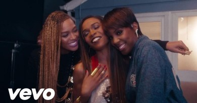 Michelle Williams – Say Yes feat. Beyoncé and Kelly Rowland