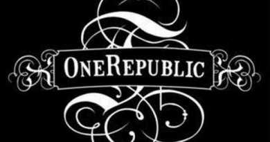 One Republic – All We Are