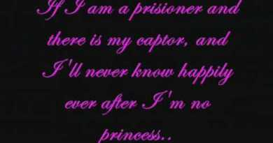 Rihanna / Ashley Tisdale – No Princess