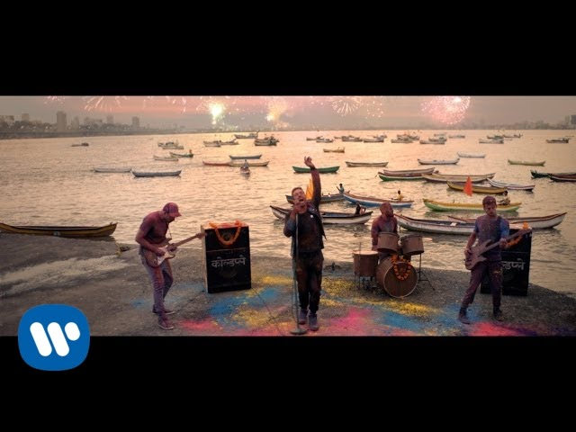 Coldplay – Hymn For The Weekend feat. Beyonce