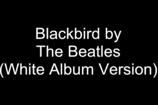 The Beatles – Blackbird