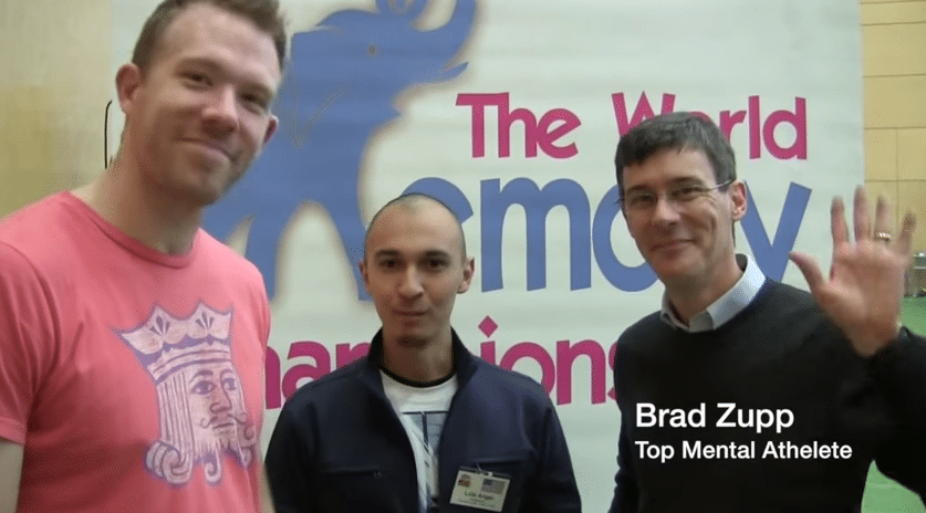 Memory Training Tips from TEAM USA at the WORLD Memory Championship! Nelson, Brad, Luis