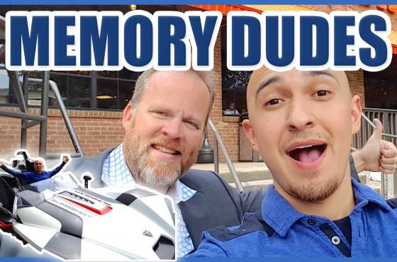 MEMORY DUDES
