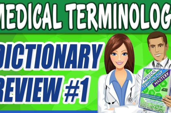 Medical Terminology Dictionary Review 1 Course List words terms med biology nursing student ae mind luis angel