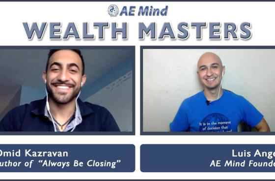 omid-kazravan-always-be-closing-best-selling-author-book-luis-angel-aemind-wealth-masters-speaker