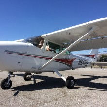 Cessn 172, Cessna 172P, Private Pilot