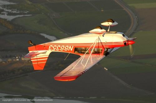 Citabria, aerobatics, 7KCAB