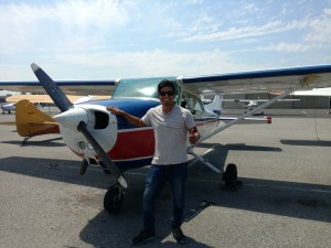 commercial pilot, Cessna, checkride