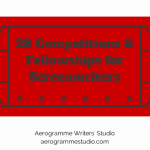 28 Competitions and Fellowships for Screenwriters