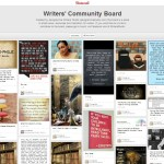 Join Our Pinterest Writers' Community Board