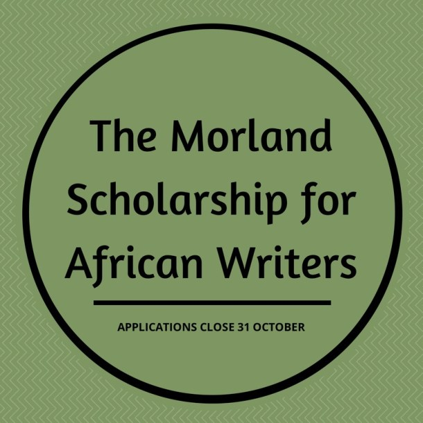 The Morland Scholarship for African Writers
