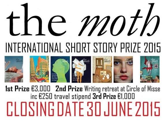 The Moth International Short Story Prize 2015