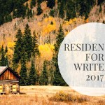 Residencies for Writers in 2017
