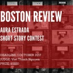 Entries for Boston Review's 2018 Short Story Contest Are Now Open