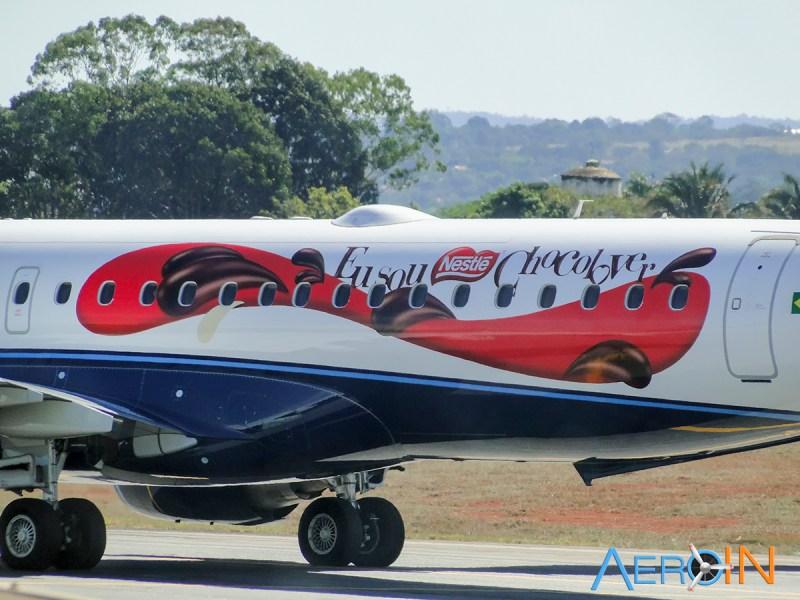 [Brasil] Logojets – outdoors aéreos brasileiros. Logo
