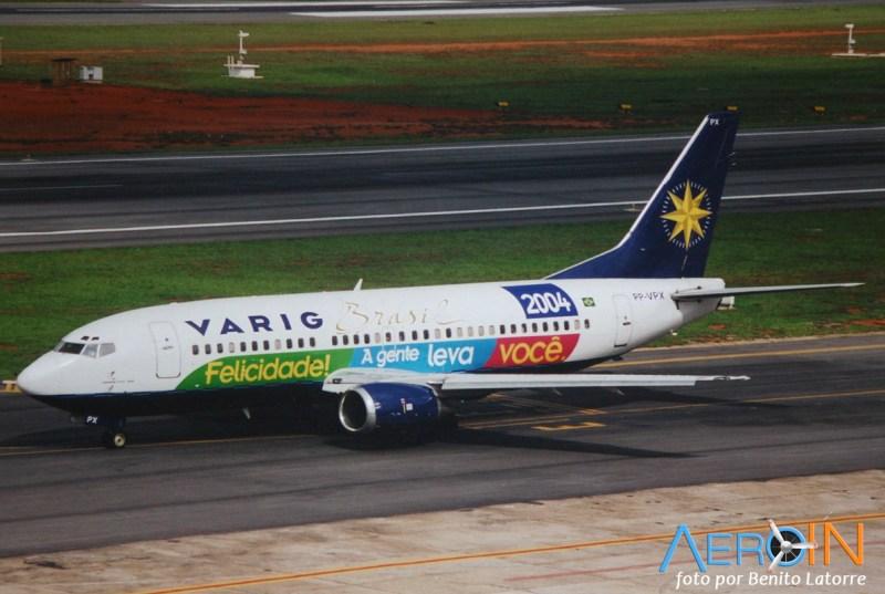 [Brasil] Logojets – outdoors aéreos brasileiros. PP-VPX-1