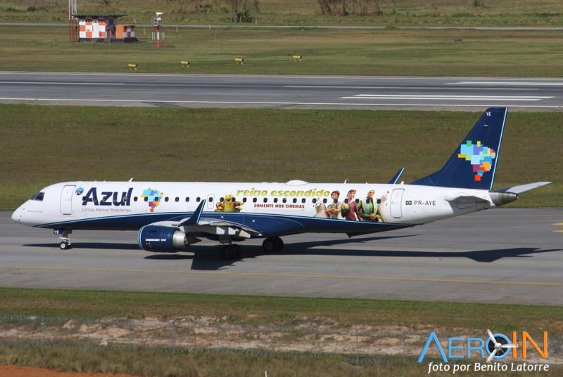[Brasil] Logojets – outdoors aéreos brasileiros. PR-AYE-2