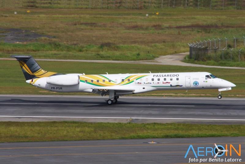 [Brasil] Logojets – outdoors aéreos brasileiros. PR-PSR-1