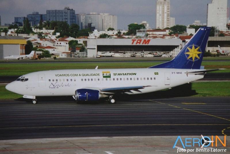 [Brasil] Logojets – outdoors aéreos brasileiros. PT-MNE
