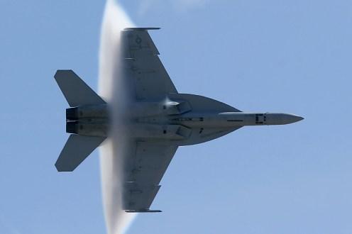 © Mark Forest - Boeing F/A-18F Super Hornet • United States Navy • MCAS Miramar Airshow 2007