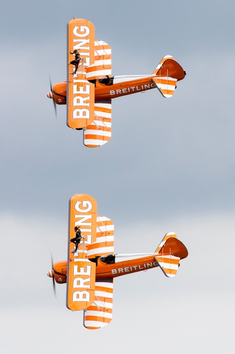 © Adam Duffield - Breitling Wing Walkers • Abingdon