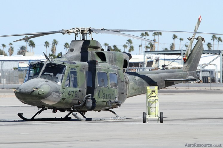 © Jason Grant - United States Marine Corps • CH-146 Griffon • Marine Corps Air Station Yuma, Arizona