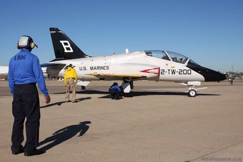 © Jason Grant - United States Navy • McDonnell Douglas T-45 Goshawk • NAS North Island