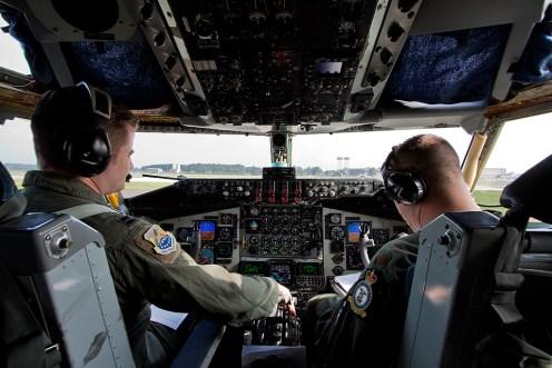 © Ben Montgomery - Boeing KC-135R Stratotanker • United States Air Force • 100thARW Aerial Refuelling Sortie