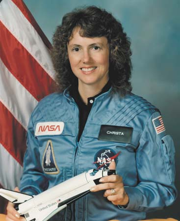 Christa McAuliffe Picture