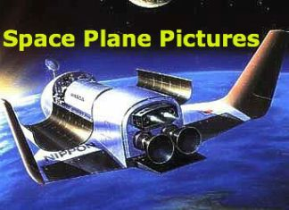 Space Plane Pictures
