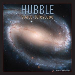 Hubble Space Telescope Wall Calendar