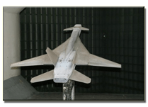 University of Washington 2005 Wind Tunnel Model