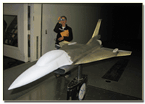 UW 2007 Student Wind Tunnel Model