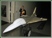 UW 2007 Student Wind Tunnel Model
