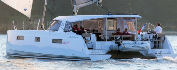 bavaria nautitech 40 open catamaran