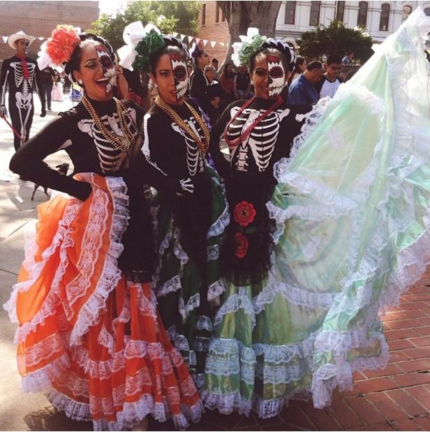 """""""Dia De Los Muertos"""" [Day of the Dead]"""