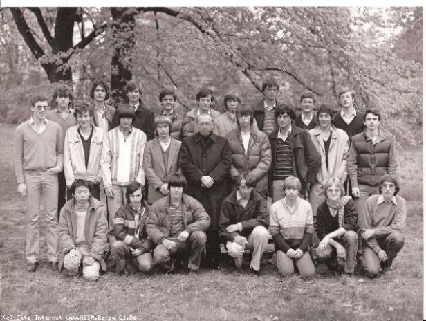 Album : 1982 1982 IB 6ème Scientifique B 1981-1982