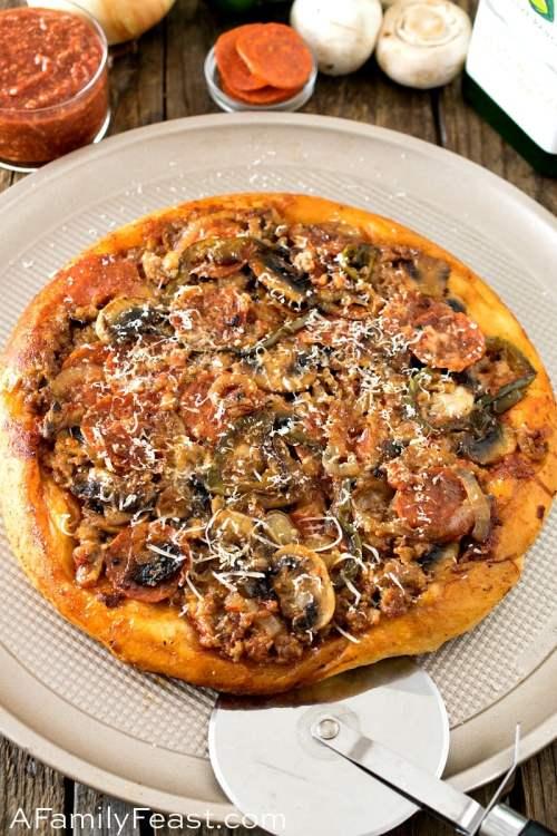 Medium Of Picture Of Pizza