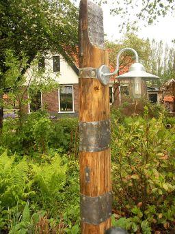 Tuinlamp 201 cm   €380,-
