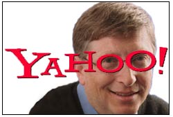 Bill Gates Wants To Own Yahoo